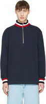 Noon Goons Navy Court Pullover