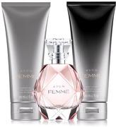 Avon FEMME 3-Piece Romantic Collection