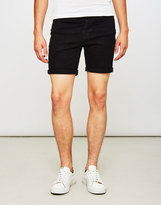 ONLY & SONS Loom Denim Shorts Black