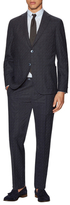 Luca Roda Embroidered Patch Pocket Suit