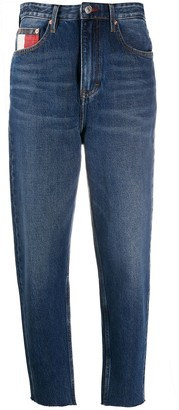 Tommy Jeans High Rise Tapered Jeans