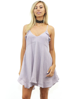 West Coast Wardrobe Wave Rider Dress in Lavendar
