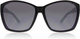 Ted Baker Larke Sunglasses Black Purple TB1444 60mm