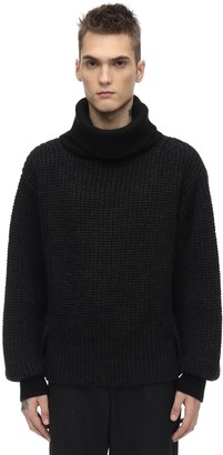 Maison Margiela WOOL TURTLENECK SWEATER