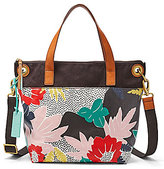 Fossil Keely Floral Tote