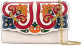 Dolce & Gabbana appliqué shoulder bag