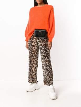 Marc Jacobs Hip Shot logo strap belt bag