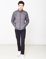 Schott NYC Oakland Light Weight Down Jacket Grey