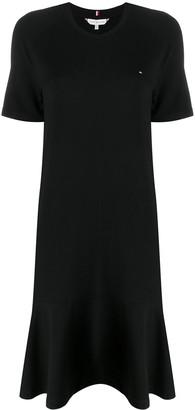 Tommy Hilfiger flared T-shirt dress
