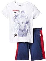WWE Boys Set Mare Wrestling T-Shirt,size 6