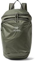 Arc'teryx Index 15 Nylon-ripstop Backpack - Green