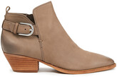 Thumbnail for your product : Sam Edelman Buckled Nubuck Ankle Boots