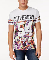 Superdry Graphic-Print T-Shirt