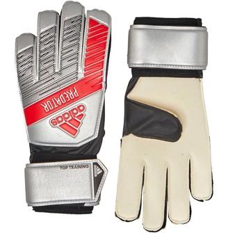 adidas Predator Top Training Goalkeeper Gloves Silver Metallic/Black