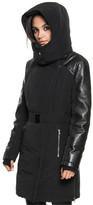 LAMARQUE - Reagan Down Coat In Black