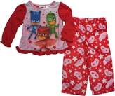 PJ Masks Girls Cotton Pajama Set