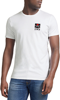 Edwin Peak Cotton T-shirt, White