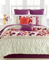 Sunham CLOSEOUT! Kellia 10-Pc. King Comforter Set