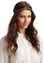 Jennifer Behr Tiny Crystal Scallop Headband