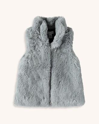 Splendid Toddler Girl Faux Fur Vest
