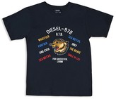 Diesel Boys' Tavi Eclipse Tee - Big Kid