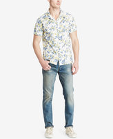 Denim & Supply Ralph Lauren Men's Floral Cotton Poplin Shirt