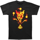 Impact Insane Clown Posse Hip Hop Group The Amazing Jeckel Brothers Adult T-Shirt Tee