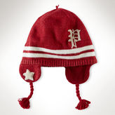 Ralph Lauren Varsity Cotton Hat