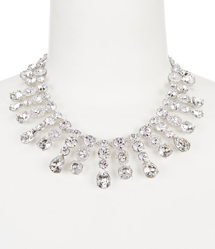 Givenchy Drama Collar Necklace