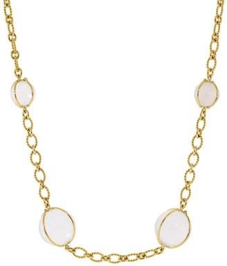 Verdura Rock Crystal Bubbles Necklace