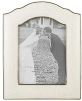 "Lenox Opal Innocence"" 5 x 7 Picture Frame"