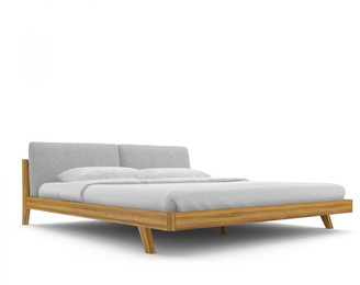 OOS Living Mikkel King Bed With Headboard