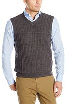Dockers Soft Acrylic Solid Cable Links Links-Vest