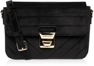 Velvet Couture Lancaster Paris Actual Flap Crossbody Bag