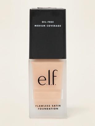 Elf Flawless Finish Satin Foundation -- Natural