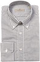 Canali Gingham Dress Shirt