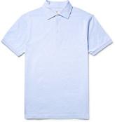 Hackett - Cotton-piqué Polo Shirt