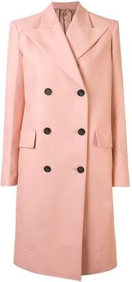 No.21 Double-Breasted Midi Coat