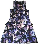 McQ Purple Cotton Dress for Women