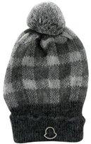 Moncler Knit Logo Beanie
