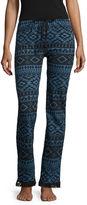 Asstd National Brand Knit Pattern Pajama Pants-Juniors
