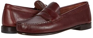 Sebago Clark (Brown Rust) Men's Lace Up Cap Toe Shoes