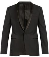 Lanvin Shawl-lapel Wool Tuxedo Jacket