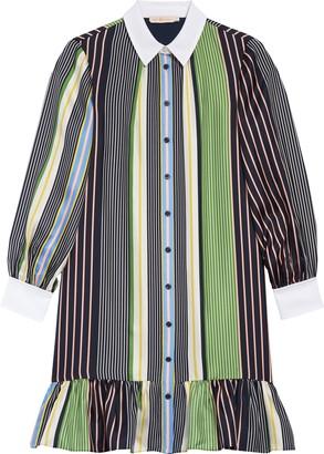 Tory Burch Cora Long Sleeve Shirtdress