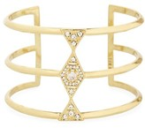 Luv Aj Women's Three Tier Cuff