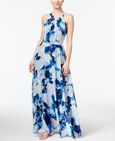 INC International Concepts Floral-Print Maxi Dress, Only at Macy's