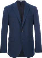 Lanvin midnight suit jacket - men - Viscose/Wool - 48