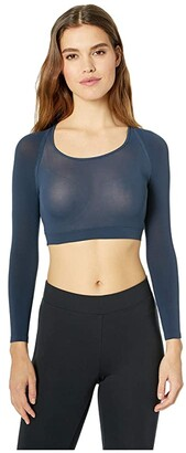 Spanx Arm Tights Layering Piece (Very Black) Women's Clothing