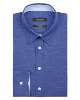 Jaeger Horizontal Weave Regular Shirt