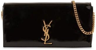 Saint Laurent Kate 99 Baguette Patent Leather Bag